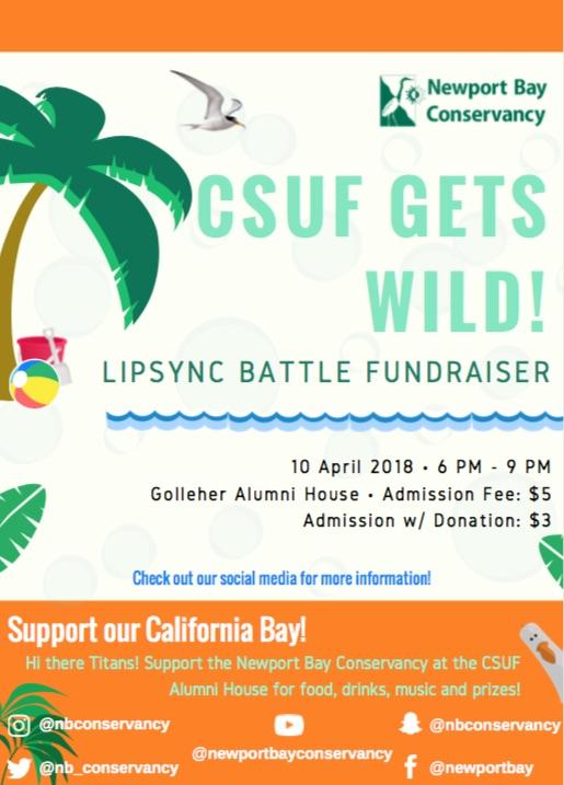 CSUF Gets Wild